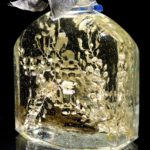 Ancient potion bottle